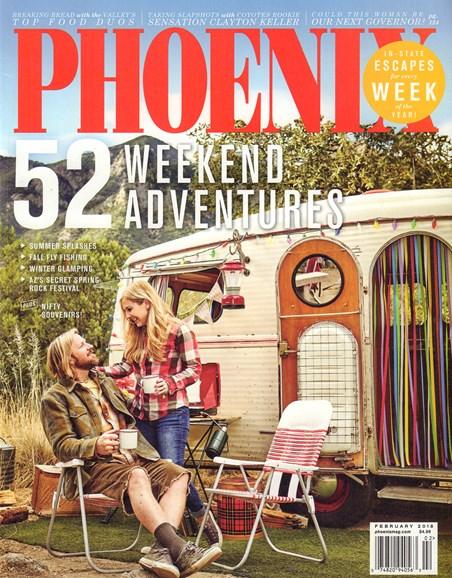 Phoenix Magazine Cover - 2/1/2018