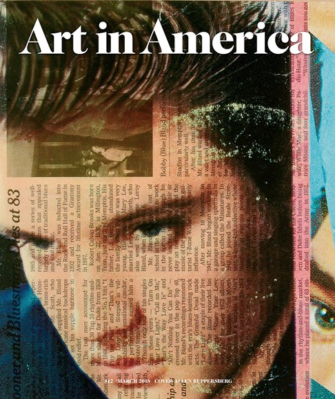 Art In America Cover - 3/1/2018