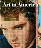 Art In America Magazine 3/1/2018