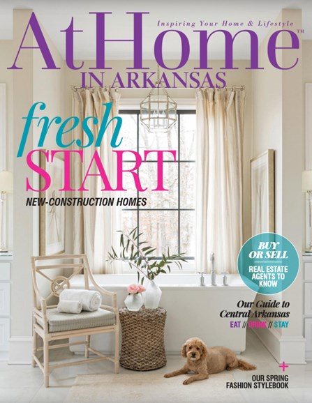At Home In Arkansas Cover - 4/1/2018