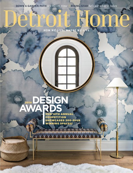 Detroit Home Cover - 4/1/2018