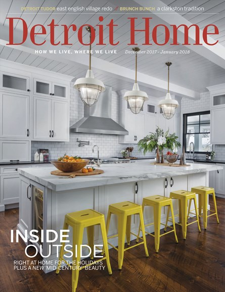 Detroit Home Cover - 1/1/2018