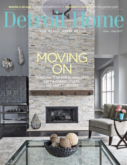 Detroit Home Cover - 6/1/2017