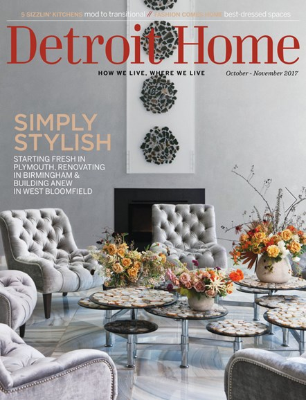 Detroit Home Cover - 10/1/2017