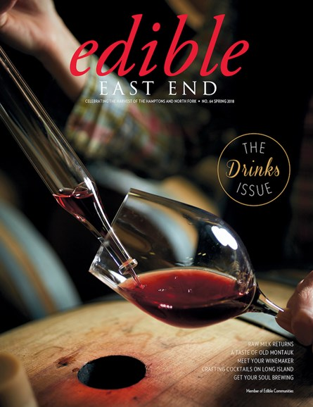Edible East End Cover - 4/1/2018