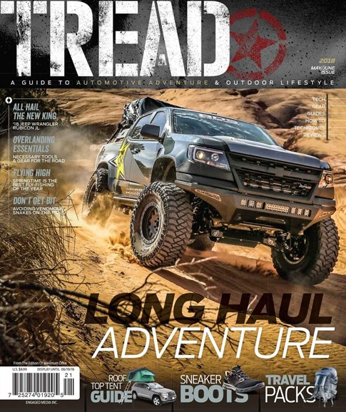 Tread Cover - 5/1/2018