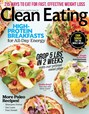 Clean Eating Magazine | 4/2018 Cover