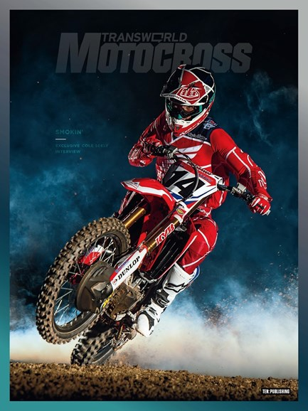 Transworld Motocross Cover - 5/1/2018