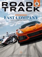Road and Track Magazine 5/1/2018