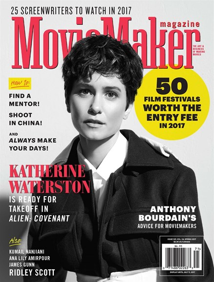Moviemaker Magazine Cover - 4/1/2017