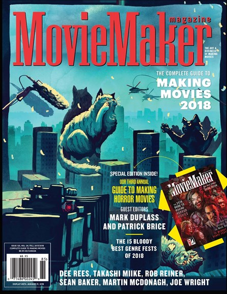 Moviemaker Magazine Cover - 10/1/2017