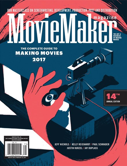 Moviemaker Magazine Cover - 11/1/2016