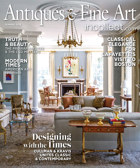 Antiques & Fine Art Cover - 6/1/2018