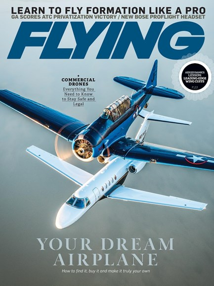 Flying Cover - 5/1/2018