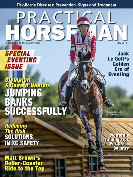 Practical Horseman Cover - 5/1/2018