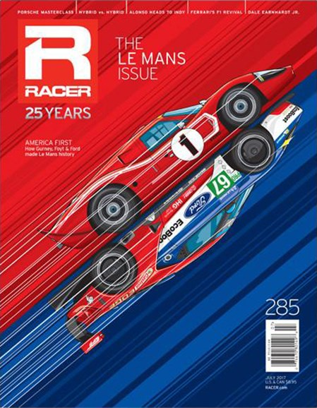 Racer Cover - 7/1/2017