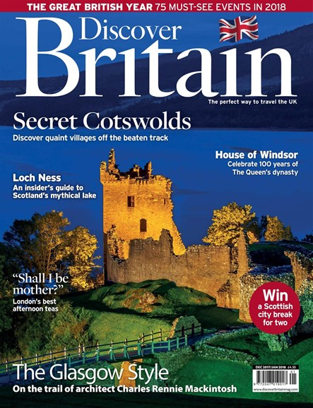Discover Britain Cover - 12/1/2017