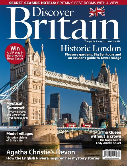 Discover Britain Cover - 6/1/2017