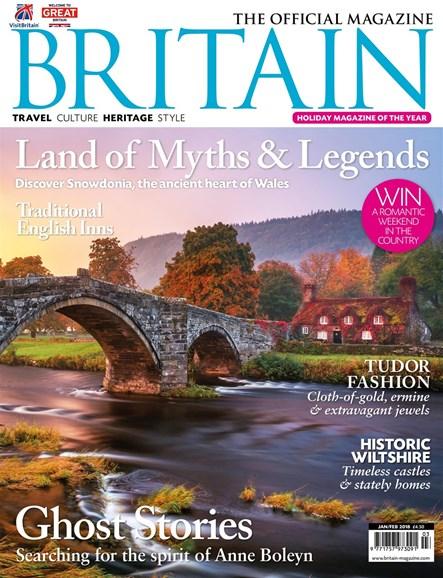 Britain Cover - 1/1/2018