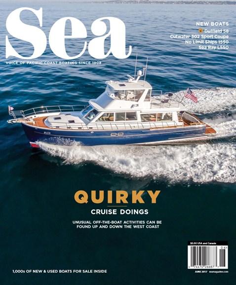 Sea Magazine Cover - 6/1/2017