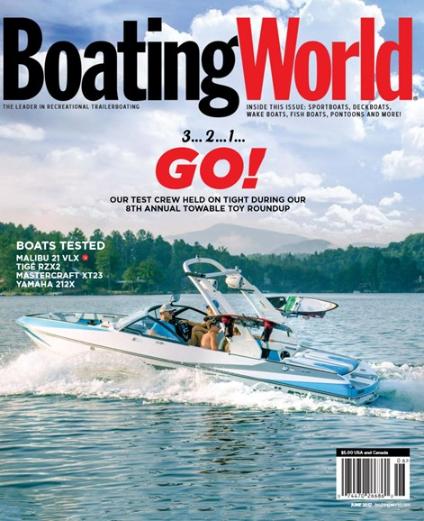 Boating World Cover - 6/1/2017