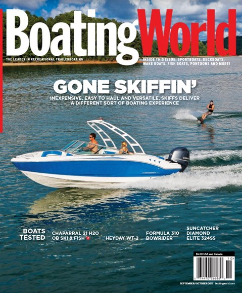 Boating World Cover - 9/1/2017