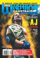 Pro Wrestling Illustrated 4/1/2018
