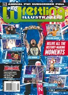 Pro Wrestling Illustrated 8/1/2016