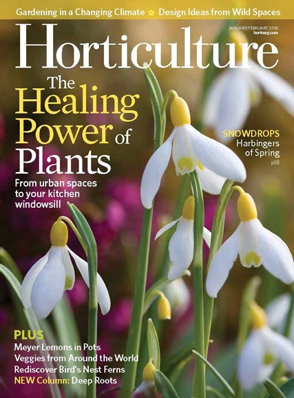 Horticulture Cover - 1/1/2018