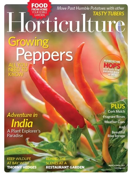 Horticulture Cover - 3/1/2017