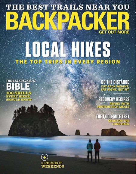 Backpacker Cover - 5/1/2018