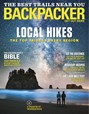 Backpacker Magazine | 5/2018 Cover