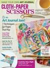 Cloth Paper Scissors Magazine | 5/1/2018 Cover