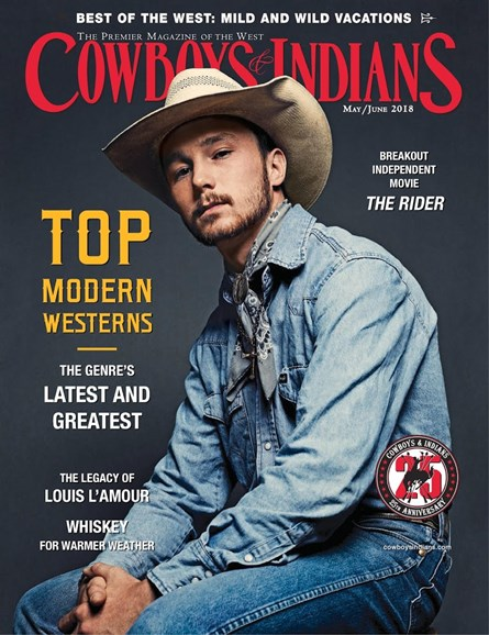Cowboys & Indians Cover - 5/1/2018
