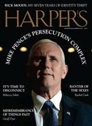 Harper's Magazine 5/1/2018