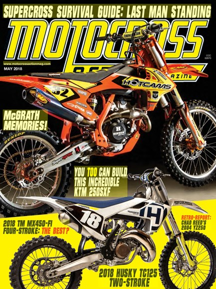 Motocross Action Cover - 5/1/2018
