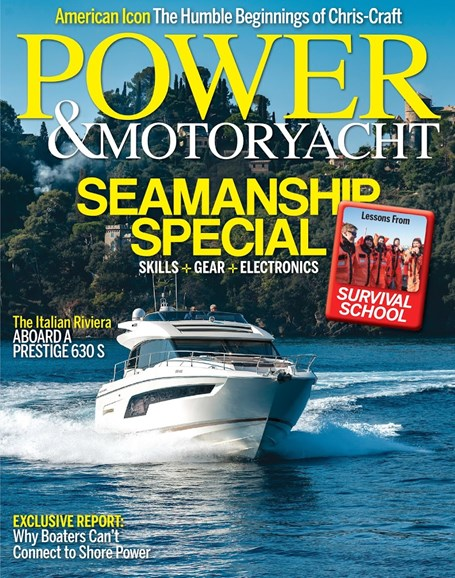 Power & Motoryacht Cover - 5/1/2018