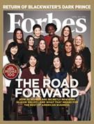 Forbes Magazine 4/30/2018