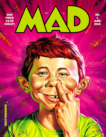 Mad Cover - 6/1/2018