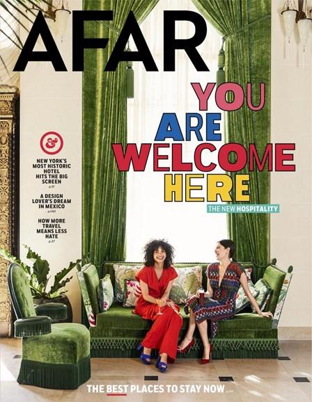 AFAR Cover - 5/1/2018