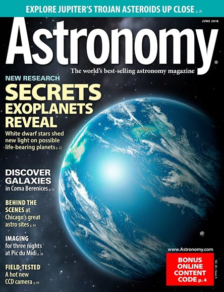 Astronomy Cover - 6/1/2018