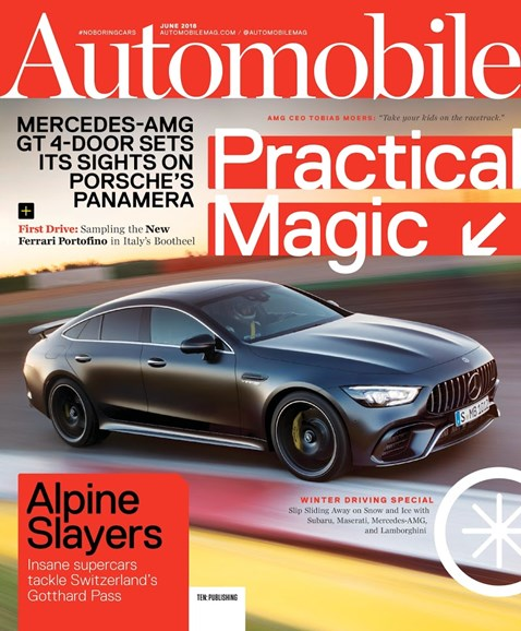 Automobile Cover - 6/1/2018