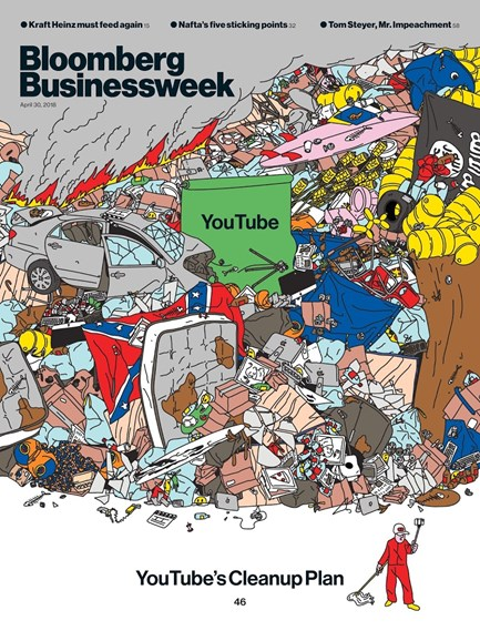 Bloomberg Businessweek Cover - 4/30/2018
