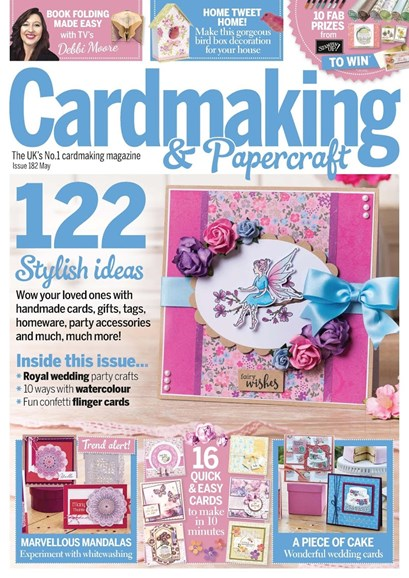 CardMaking & PaperCrafts Cover - 5/1/2018