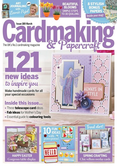 CardMaking & PaperCrafts Cover - 3/1/2018