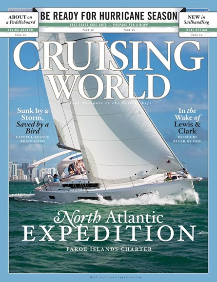 Cruising World Cover - 5/1/2018