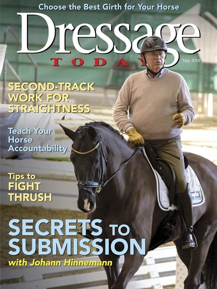 Dressage Today Cover - 5/1/2018