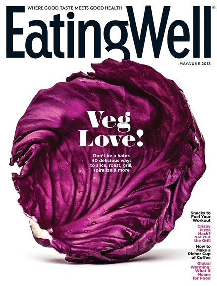EatingWell Cover - 5/1/2018