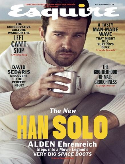 Esquire Cover - 5/1/2018