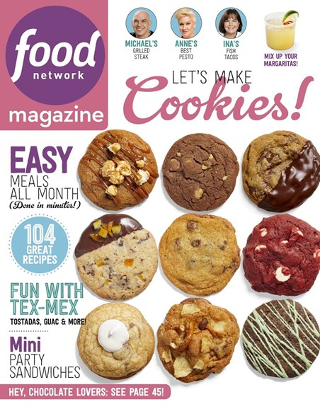 Food Network Cover - 5/1/2018